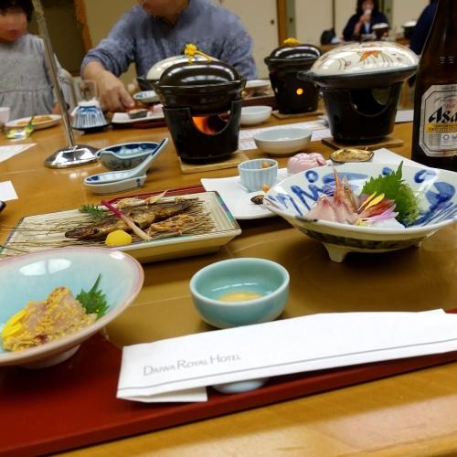 ホテル&リゾーツ長浜 夕食 (16)