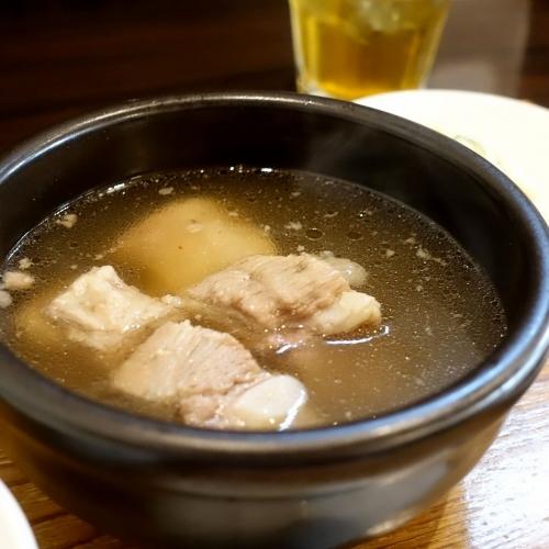 広東名菜 紅茶 ほんちゃ ランチ (7)