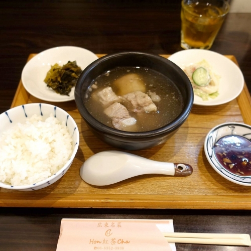 広東名菜 紅茶 ほんちゃ ランチ (5)