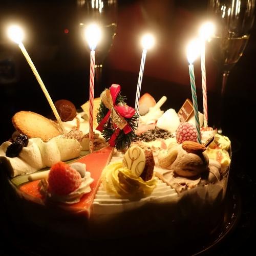 シャトレーゼ Xmasアイスアソートケーキ (18)