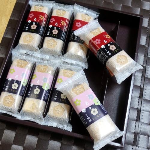 お手作り最中 京菓子 笹屋伊織 (6)