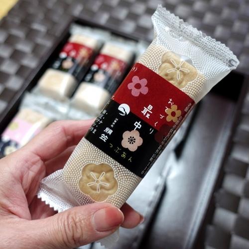 お手作り最中 京菓子 笹屋伊織 (7)