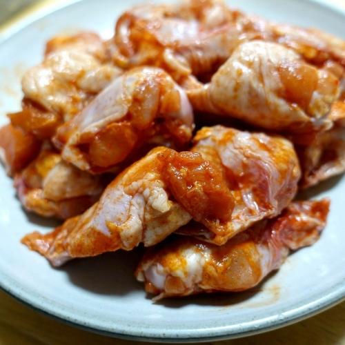 ふるさと納税 2020 宮崎県木城町 九州産若鶏手羽元 揚げるだけスパイシーチキン8kg (11)