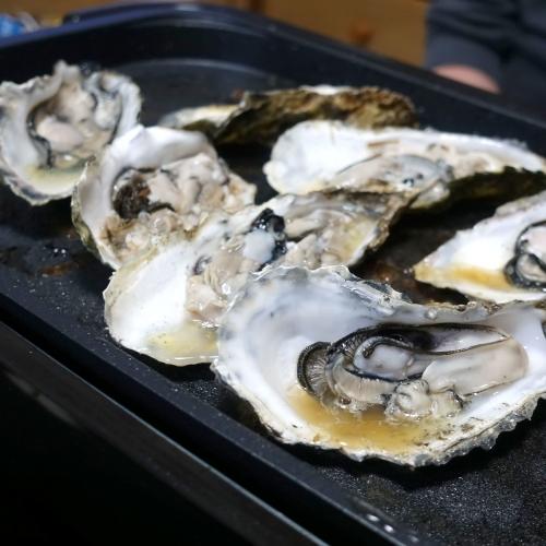 追加 海のミルクサロマ牡蠣 (1)1