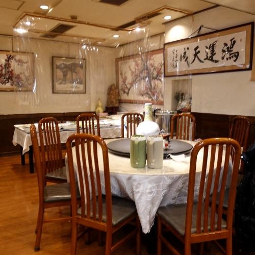 中国料理 長城 ランチ (7)