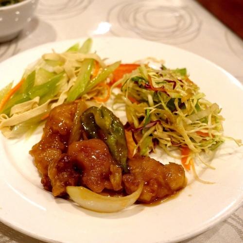 中国料理 長城 ランチ (40)