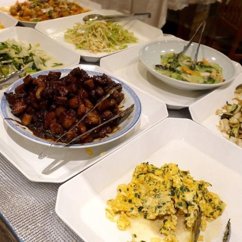 中国料理 長城 ランチ (32)