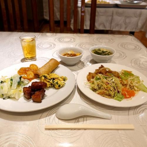 中国料理 長城 ランチ (37)