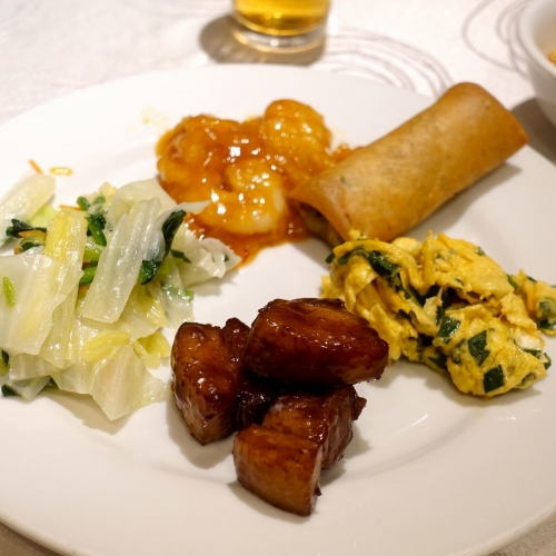 中国料理 長城 ランチ (411)