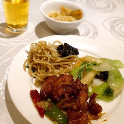 中国料理 長城 ランチ (53)