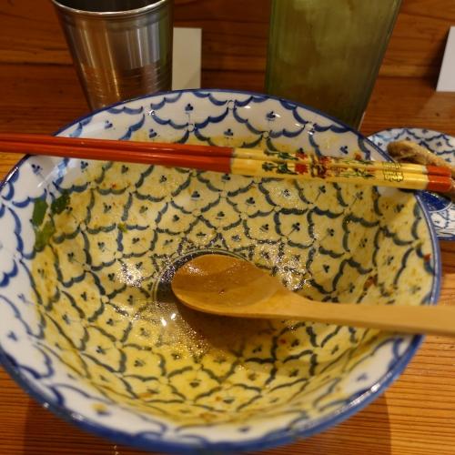 麺屋百福(西天満) プレオープン (9)
