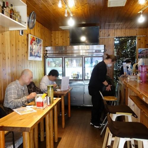 麺屋百福(西天満) プレオープン (13)