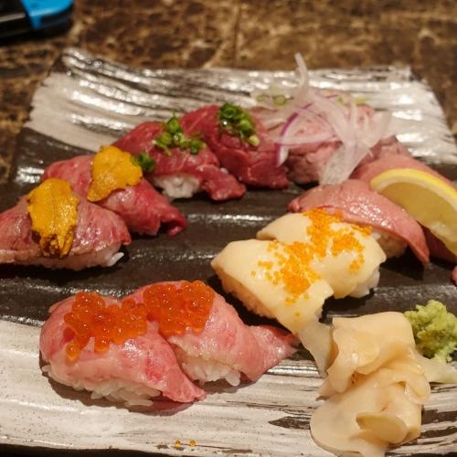 肉料理 肉の寿司 okitaya 梅田東通り店 (70)