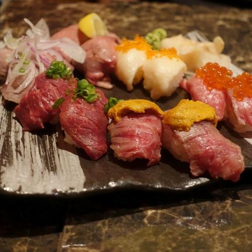 肉料理 肉の寿司 okitaya 梅田東通り店 (76)