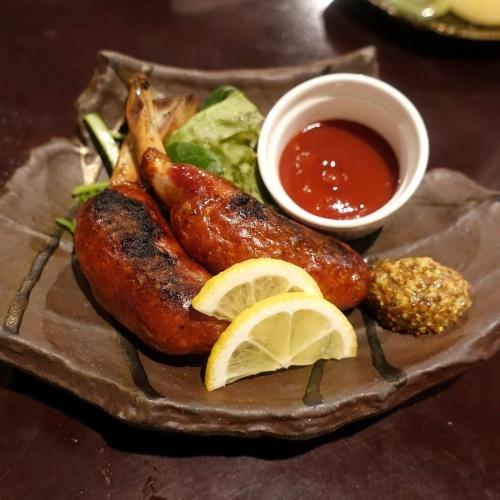 肉ろばた 肉の寿司 carne 梅田店 (10)