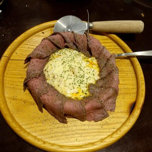 肉ろばた 肉の寿司 carne 梅田店 (3)