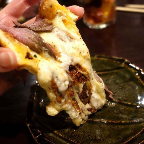 肉ろばた 肉の寿司 carne 梅田店 (6)