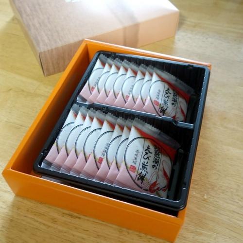 琵琶湖のえび煎餅 (10)