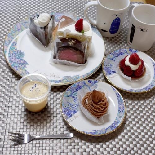 カフェケーキラボ ムー CafeCakeLabo Mou (10)