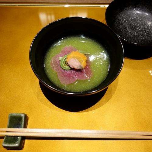 日本料理 校倉 あぜくら JWマリオット 懐石料理 (18)