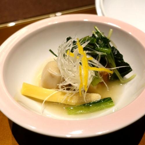 日本料理 校倉 あぜくら JWマリオット 懐石料理 (36)