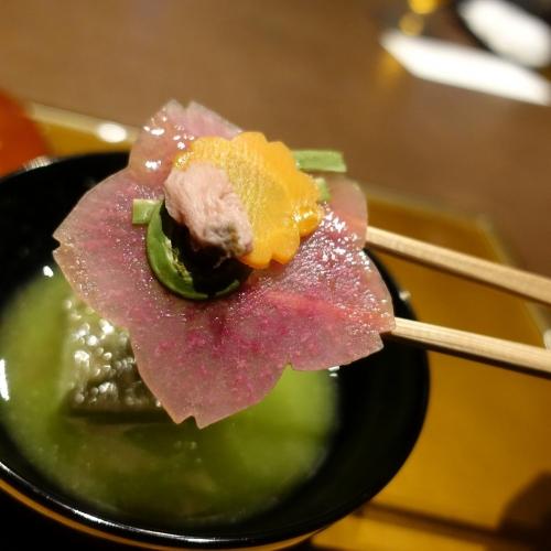 日本料理 校倉 あぜくら JWマリオット 懐石料理 (22)
