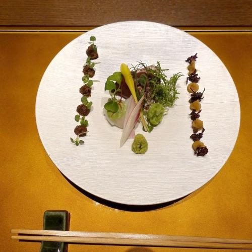 日本料理 校倉 あぜくら JWマリオット 懐石料理 (28)