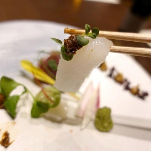 日本料理 校倉 あぜくら JWマリオット 懐石料理 (34)