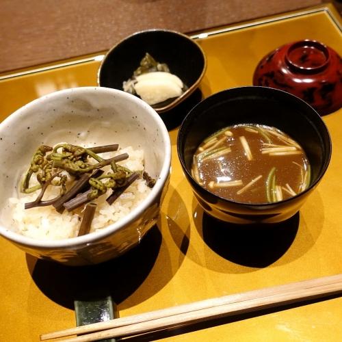 日本料理 校倉 あぜくら JWマリオット 懐石料理 (59)