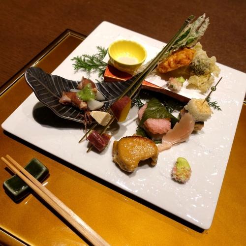 日本料理 校倉 あぜくら JWマリオット 懐石料理 (46)