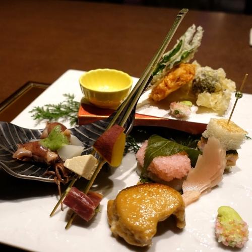 日本料理 校倉 あぜくら JWマリオット 懐石料理 (50)