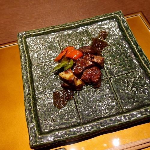 日本料理 校倉 あぜくら JWマリオット 懐石料理 (53)