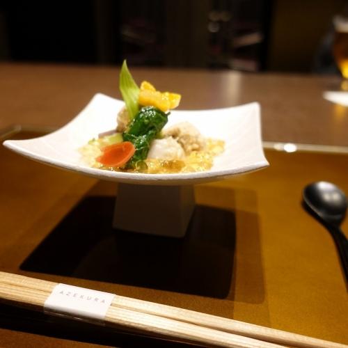 日本料理 校倉 あぜくら JWマリオット 懐石料理 (14)