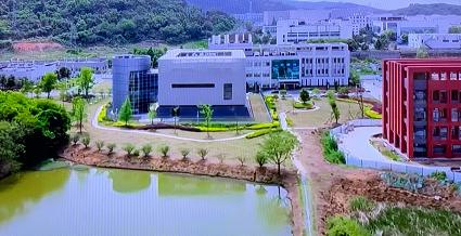 20200421武漢のウイルス研究所