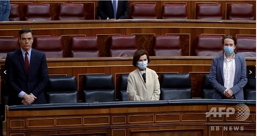 20200602スペイン左翼連立政権
