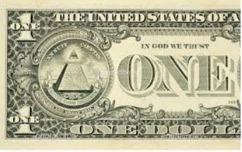 20200717一ドル札裏