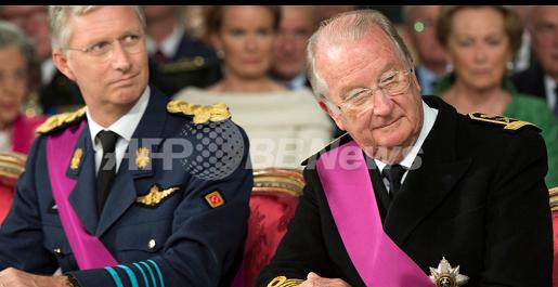 20200911ベルギー前国王