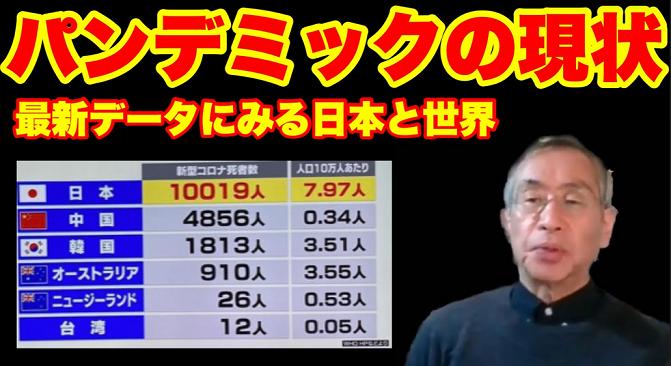 20210503パンデミック日本の現状