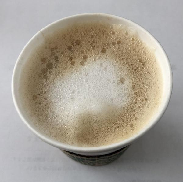 カフェミスト、アーモンドミルク