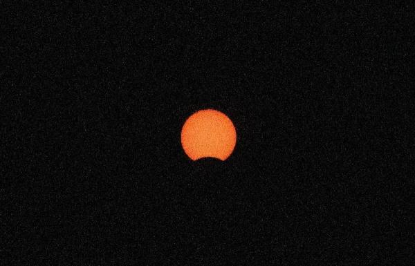 部分日食1623
