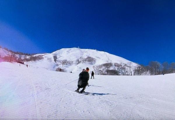 ユーミンのスキー