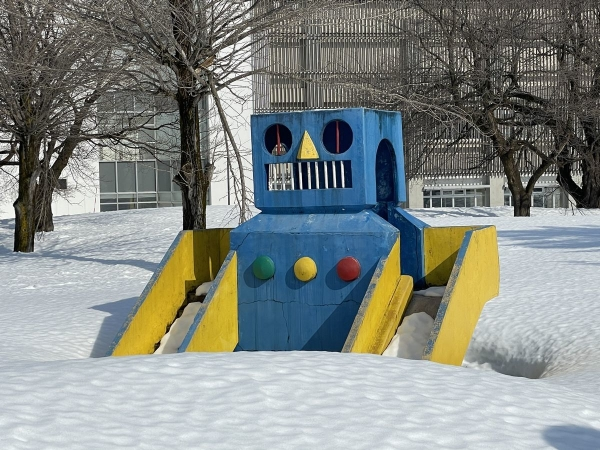 ロボット公園