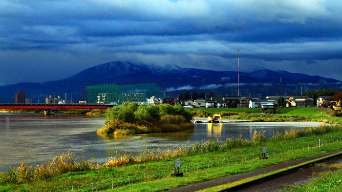 関川と南葉山