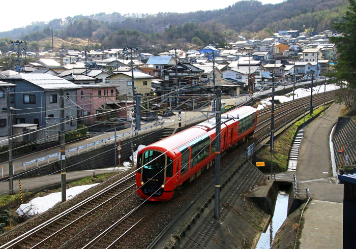 リゾート列車