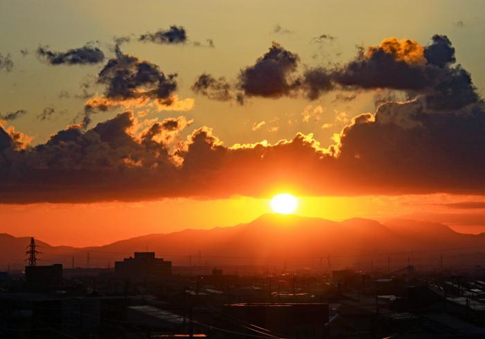 尾神岳昇陽