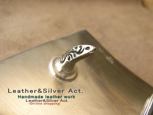さくら ベルト オーダーメイド 純銀