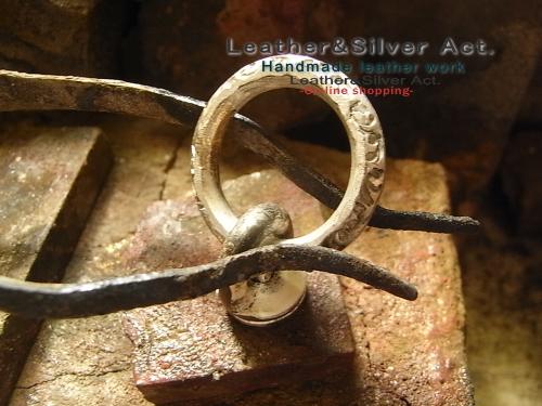 回転式 ドロップハンドル シルバー925