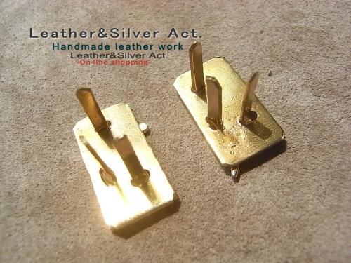 ロゴの金具 オーダーメイド 注文