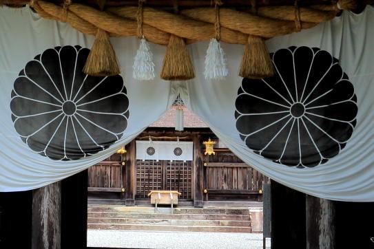 熊野大社本宮
