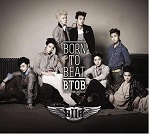BTOB 1st Mini Album - Born TO Beat (Asia Special Edition) (CD+DVD) (台湾版)